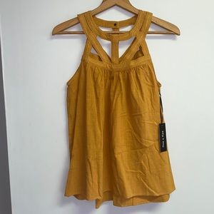 NWT BOUTIQUE DOE & RAE SUMMER TOP - S/M/L